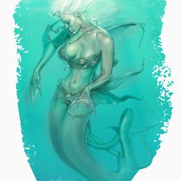 Mermaid Dreams by mdutkiewicz