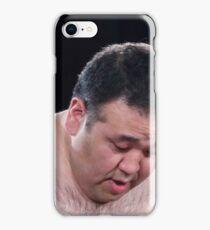 Sumo Breather iPhone Case/Skin