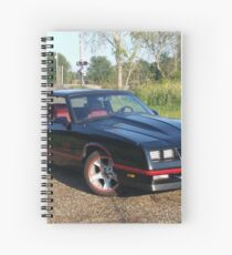 1987 chevy monte carlo Spiral Notebook