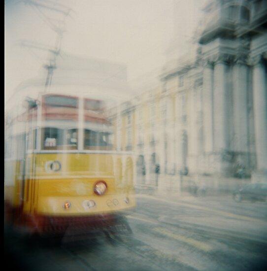 tram no.28 by Marina Starik