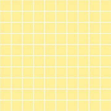 rejilla amarilla de HANNAHSCHIESL