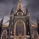 St Patricks Cathederal by djscat