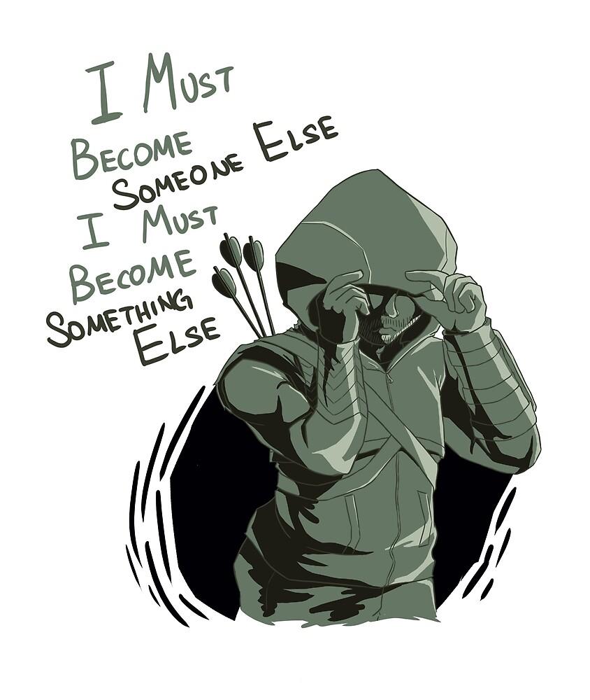Green Arrow by cherchersketch
