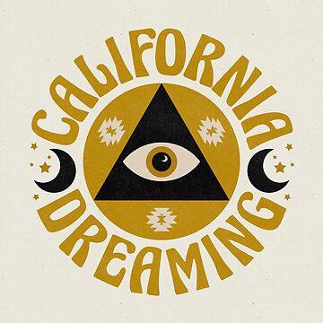 sueño californiano de wolfandbird