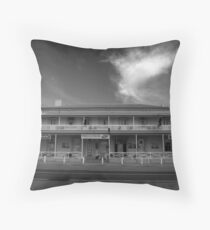 The Good 'ol Wilmo Hotel Throw Pillow