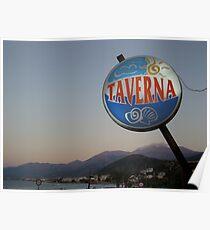 Taverna Poster