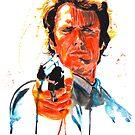 Eastwood -Dirty Harry, Feeling Lucky by Beau Singer
