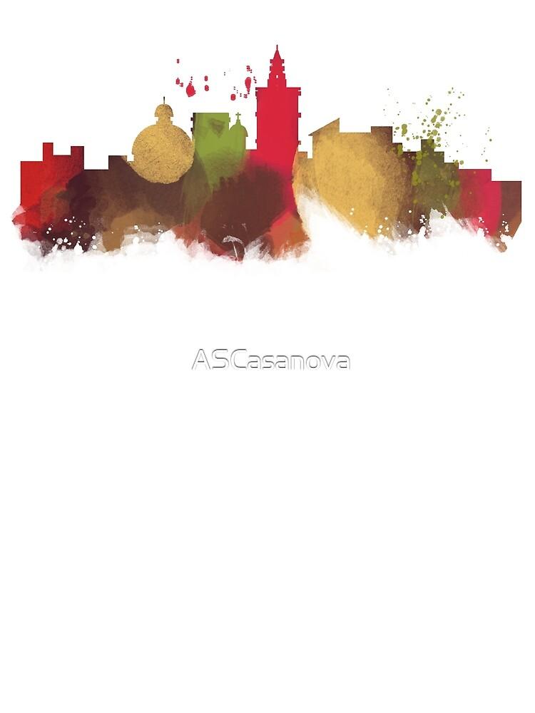 The Skyline - Valencia by ASCasanova