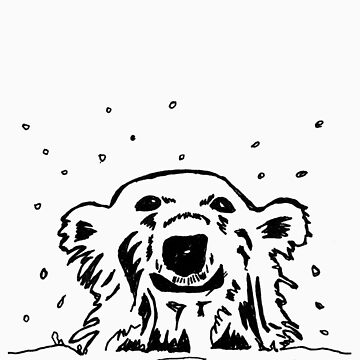 Polar Bear by MBTshirts