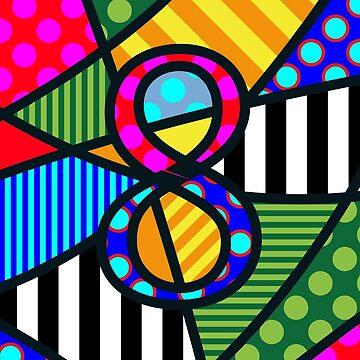 Lucky Eight by Art-Frankenberg