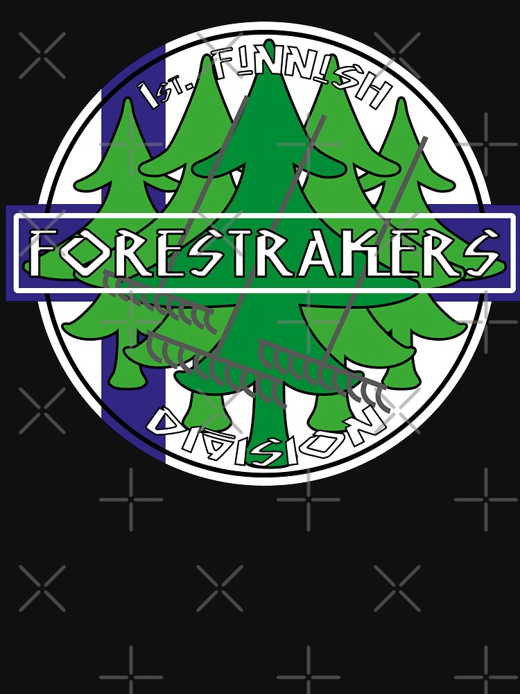 1st. finnish Forestrakers Division von Exilant