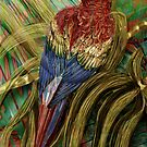 The Red Macaw: Inspired by Edward Lear's Botanicals, Alma Lee by Alma Lee