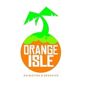 Orange Isle LOGO by SnowDubbies