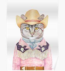 Land Kat Poster