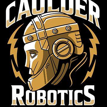 Caulder Robotics by Adho1982