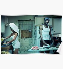 Snoop Dogg Poster Ironing Money Poster