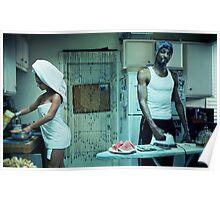 Snoop Dogg Poster Ironing Money Poster