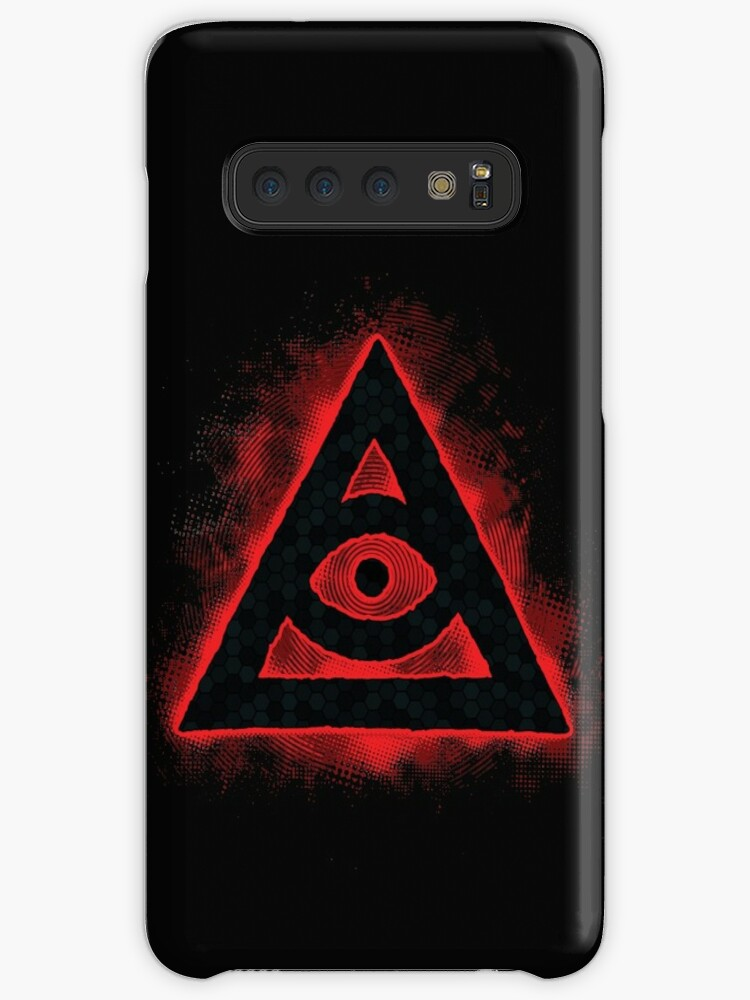 super popular f455d 50c45 'Order of the Black Pyramid' Case/Skin for Samsung Galaxy by saintdevil
