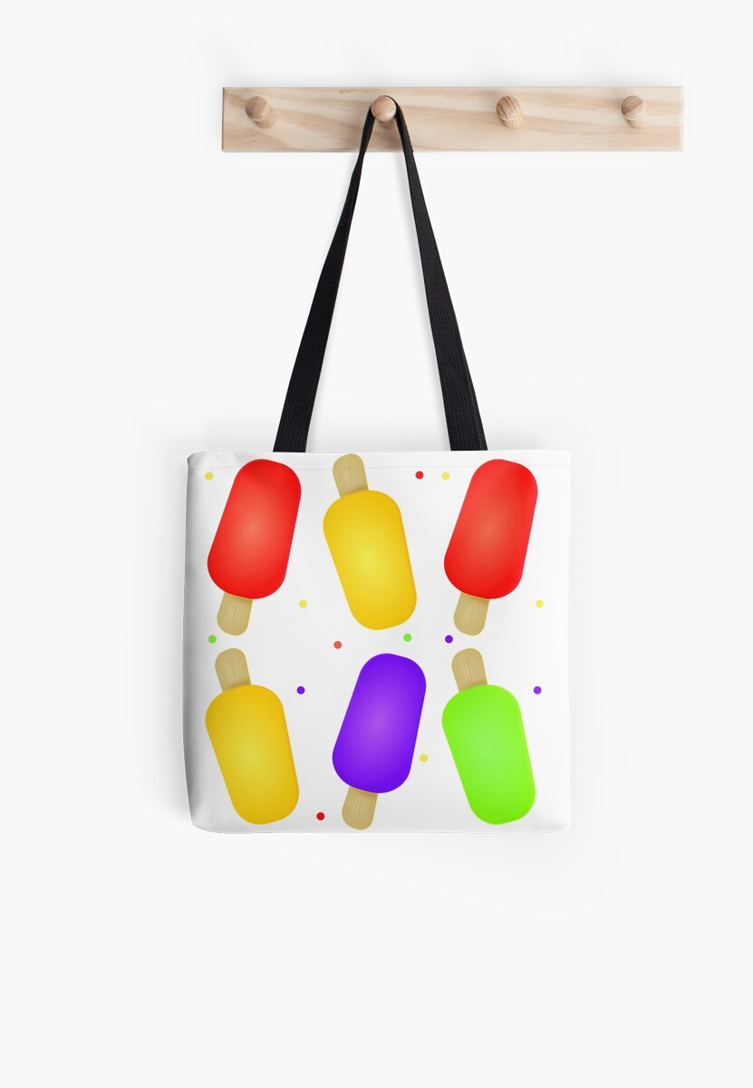 Colorful Popsicles  by Whimsydesigns
