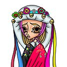 Sas Mascheras'e Cuaddu - Sardinian traditional mask by Lu1nil