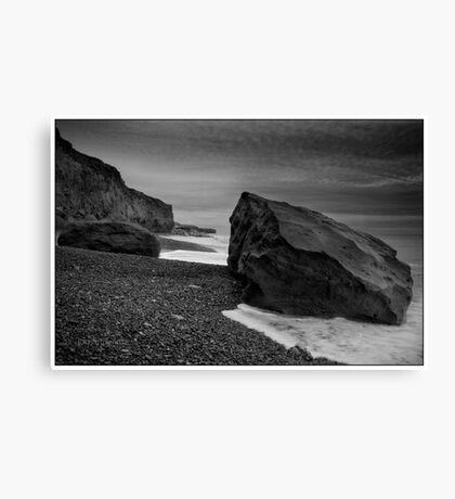 Land without memories Canvas Print