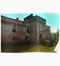 Padernello Castle Poster