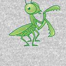 Mantis by Maridac
