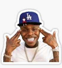 DaBaby sticker  Sticker