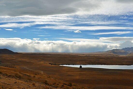 Wall of Cloud by Veronica Ek