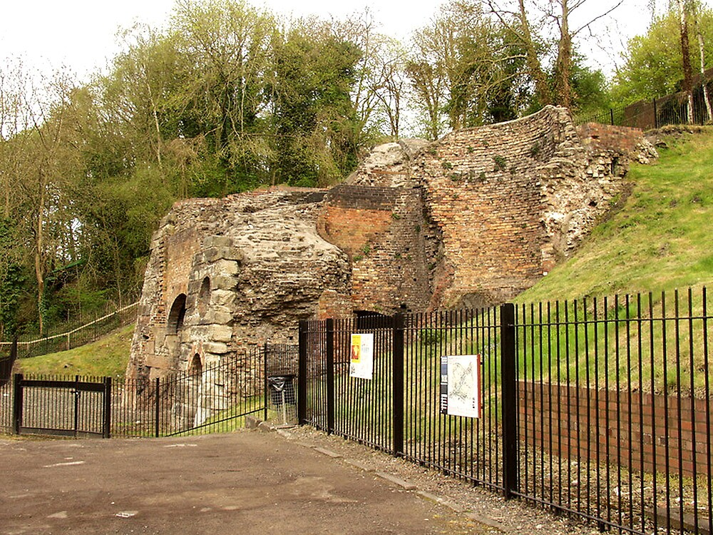 Kilns at Ironbridge by Andrew  Bailey