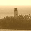 Nassau Lighthouse by Ron Griggs