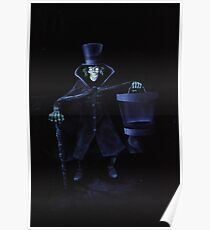 Hatbox Ghost Poster