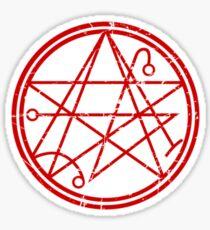Necronomicon Seal Sticker