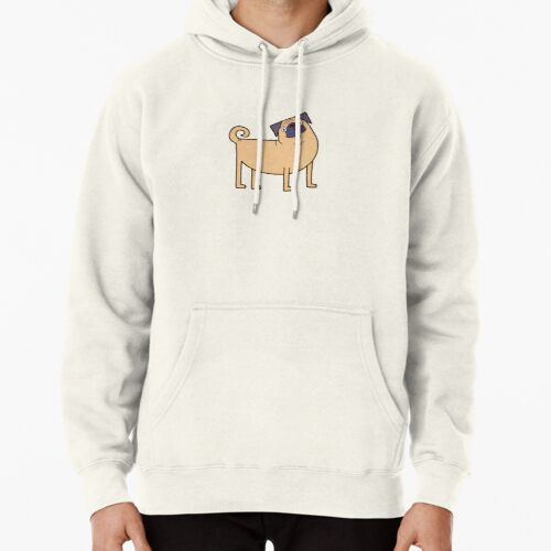 Pug Life Hoodie (Pullover)
