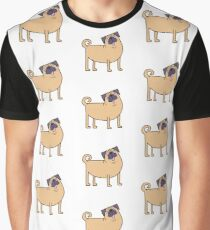 Vie de carlin T-shirt graphique