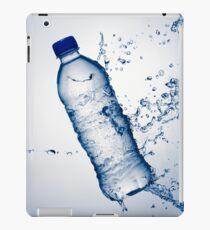 Bottle Water and Splash iPad Case/Skin