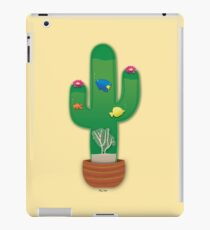 Cactus Fish iPad Case/Skin