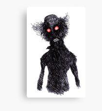 The Dark Stranger Canvas Print
