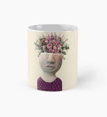 Flower Head Mug