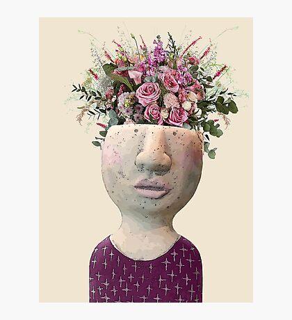 Flower Head Photographic Print