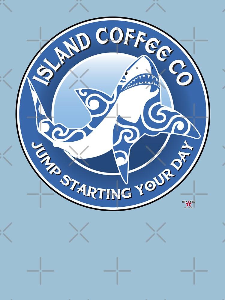 Island Coffee Co by evlwevl