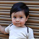 Cuenca Child by Al Bourassa