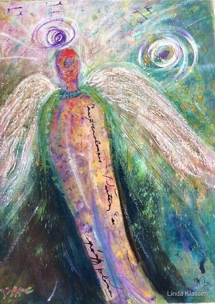 Your guardian angel. by Linda Klassen