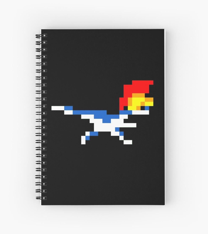 Running dino by Goddard2Ant