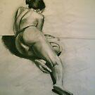 nude study 4 by emmaklingbeil