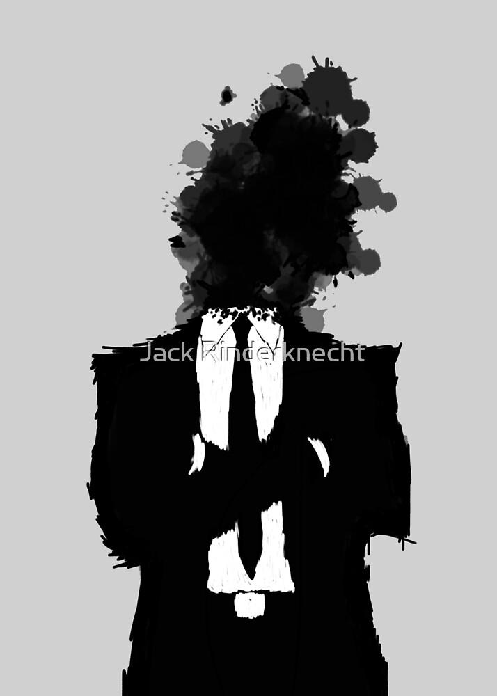 Business Splatter by Jack Rinderknecht