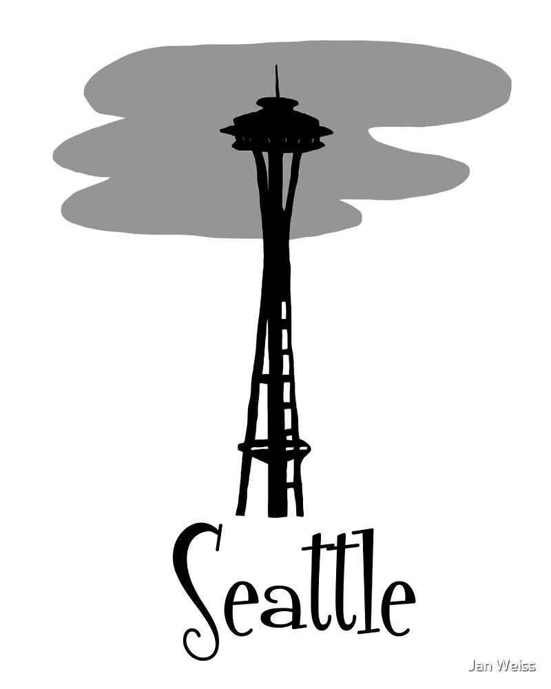 Seattle, Washington Travel by Jan Weiss