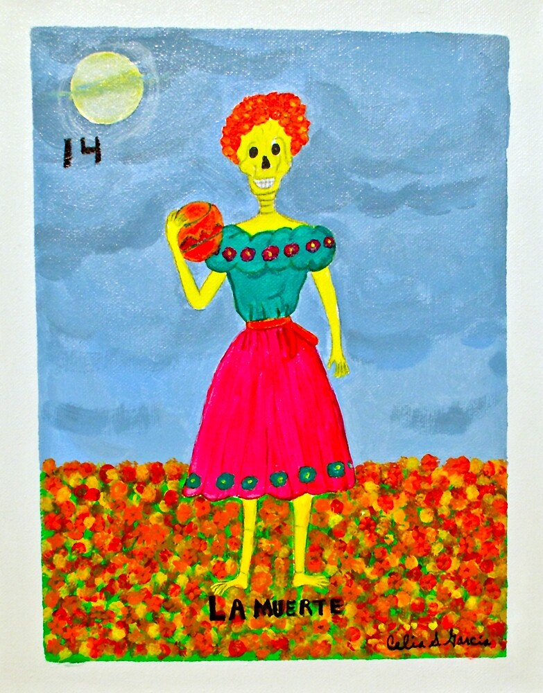 La Muerte by CeliaSGarciaArt