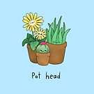 Pot Head Cacti Obsessive by ladygabe