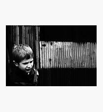 Torment Photographic Print
